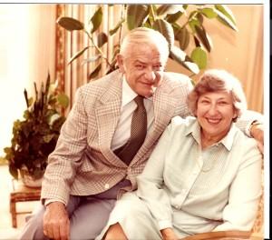 Milton & Bernice Ament 1982